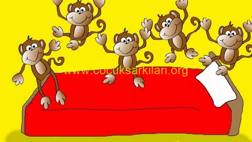 Beş Küçük Maymun
