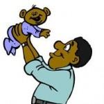 Bebeğim Kocaman Onu Tutamam çocuk şarkısı