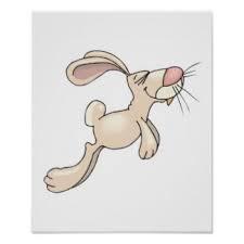 Hop Hop Uzun Kulaklı Tavşan
